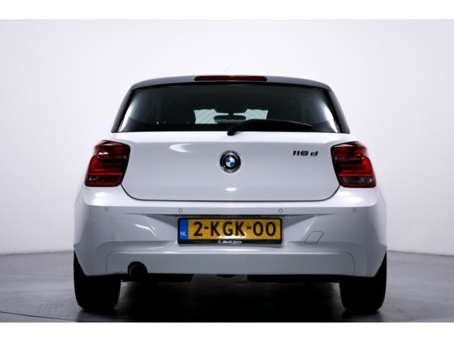 BMW 1 Serie 116D EDE UPGRADE EDITION