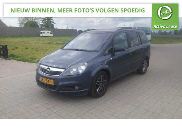 Opel Zafira 1.8 BUSINESS 7 Persoons