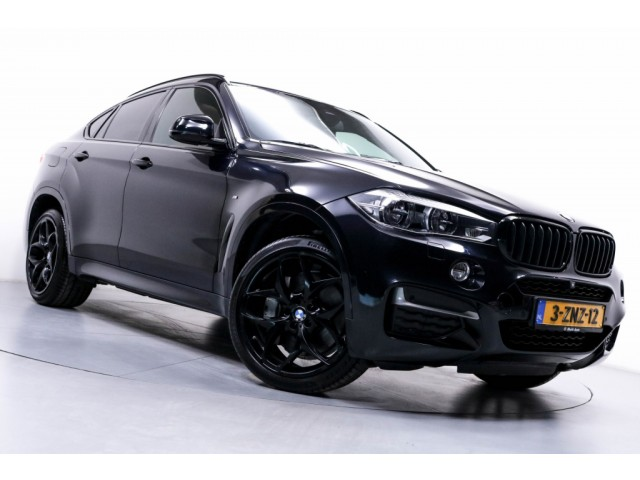 BMW X6 5.0D M FULL OPTIONS