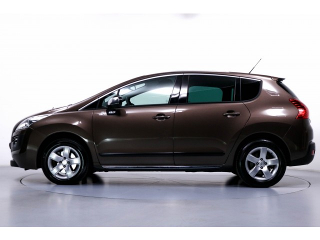 Peugeot 3008 2.0 HDiF HYbrid4