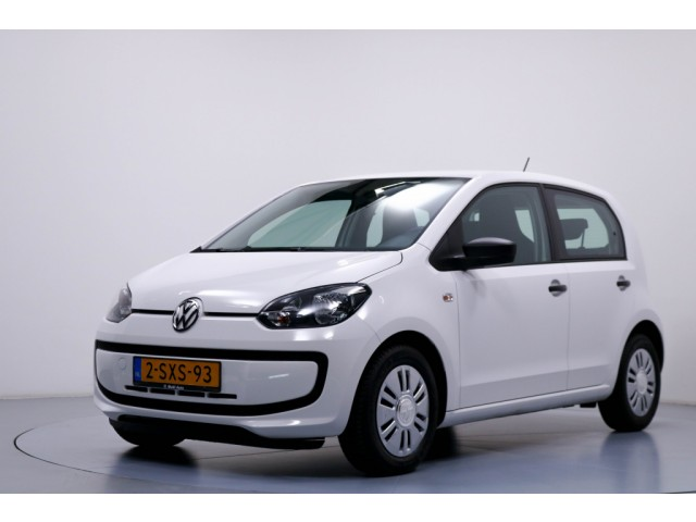 Volkswagen up! 1.0 take up! BlueMotion Airco Fabrieksaudio AUX USB 71dkm!