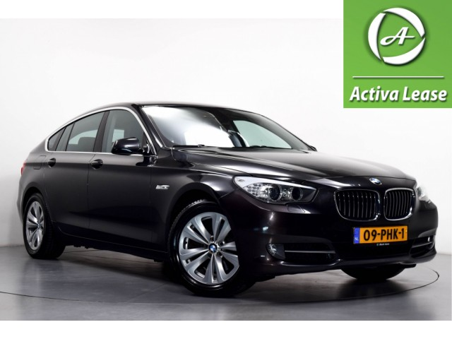 BMW 5 Serie 530D HIGH EXECUTIVE Automaat Leder Navi Afneembare trekhaak