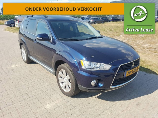 Mitsubishi Outlander 2.0 Edition Two