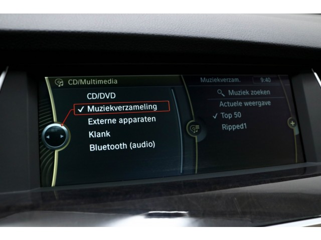 BMW 5 Serie 535d High Executive Panoramadak Leder Xenon Navi ECC LMV PDC