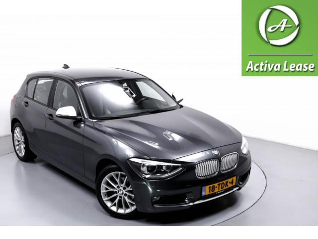 BMW 1 Serie 116i Business+ Navi Xenon Bluetooth