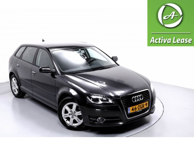 Audi A3 1.2 TFSI Attraction Advance Navi Airco Xenon trekhaak