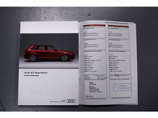 Audi A3 1.2 TFSI Attraction Advance
