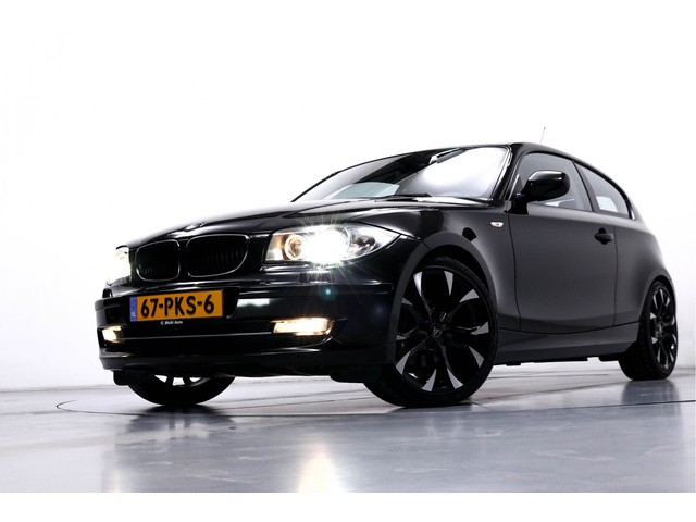 BMW 1 Serie 118i EffDyn. Ed. Business Line Ultimate Edition