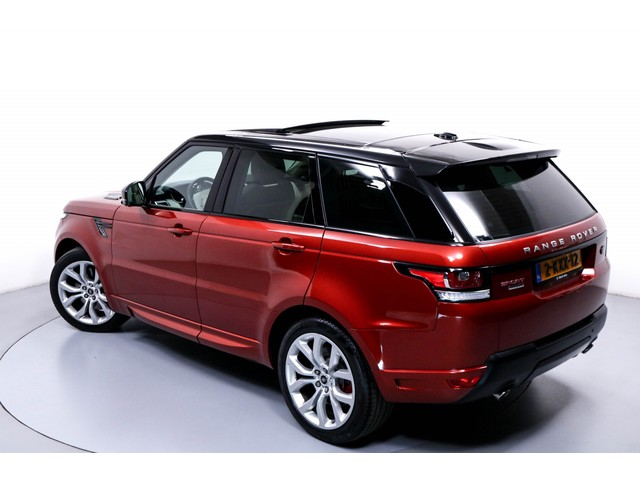 Land Rover Range Rover Sport 3.0 SDV6 Autobiography Dynamic