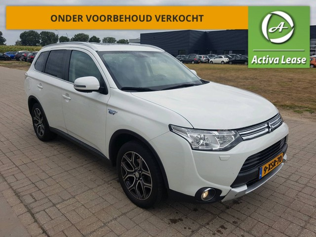 Mitsubishi Outlander 2.0 PHEV Instyle X-Line EXCL. BTW