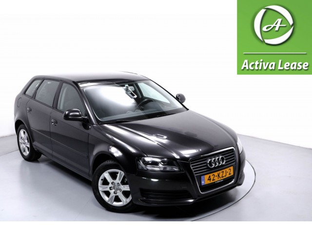 Audi A3 1.4 TFSI Attraction Pro Line Fabrieksaudio Trekhaak Afneembaar Cruise Control ECC LMV