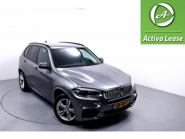 BMW X5 XDRIVE 40E HIGH EXECUTIVE M-sport Comfort Access Softclose Head Up Head Up 14% Bijtelling!