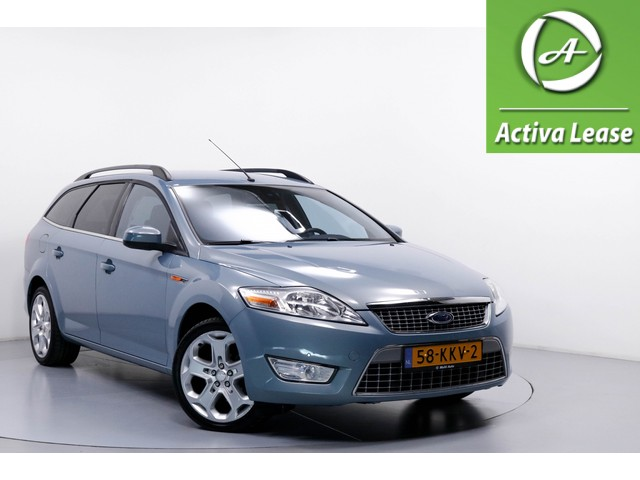 Ford Mondeo 2.0-16V Limited Navi ECC LMV PDC Cruise Control Trekhaak 71dKM!