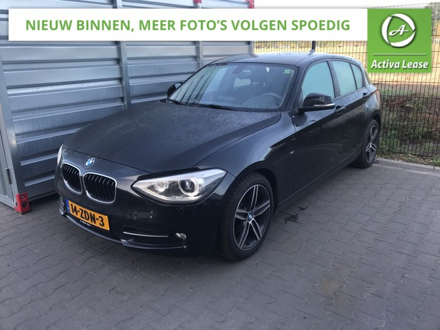 BMW 1 Serie 116i Upgrade Edition