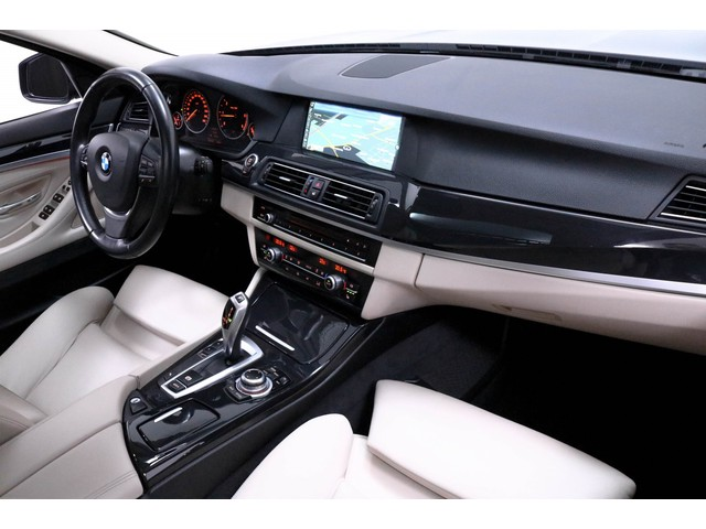 BMW 5 Serie 520d High Executive Dealeronderhouden