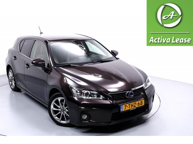 Lexus CT 200H BUSINESS LINE Navi Leder ECC Camera Cruise