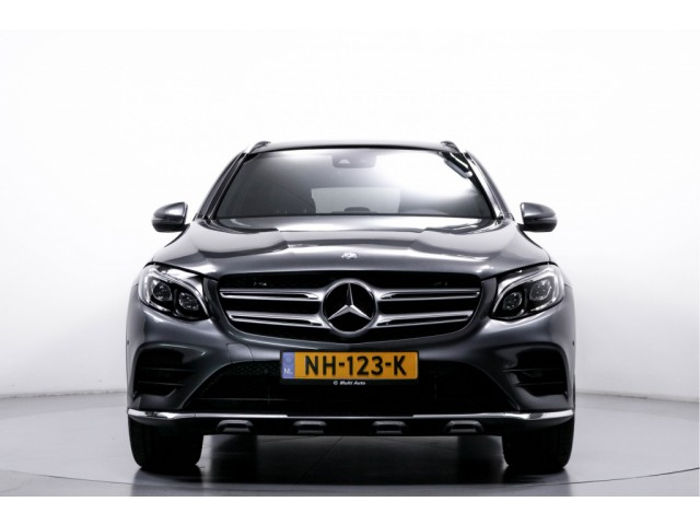 Mercedes-Benz GLC-Klasse 250 4MATIC Ambition AMG-Styling
