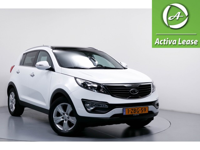 Kia Sportage 1.6 GDI X-ecutive Plus Pack