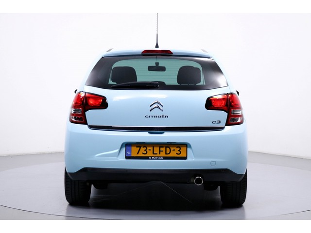Citroën C3 1.6 VTI EXCLUSIVE