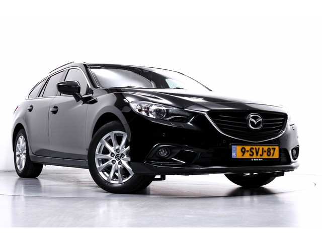 Mazda 6 2.0 Red Dot Edition