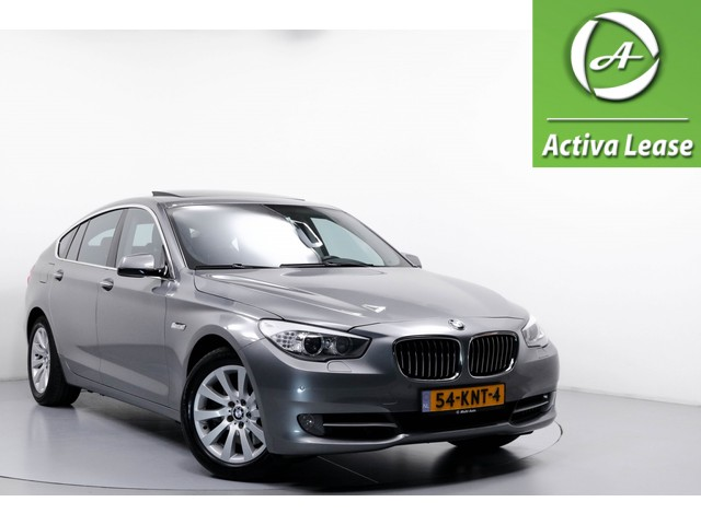 BMW 5 Serie 535i High Executive Navi Bi-Xenon Leder PDC LMV Trekhaak