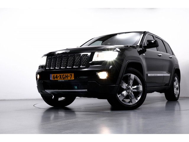 Jeep Grand Cherokee 3.0 CRD Overland Summit