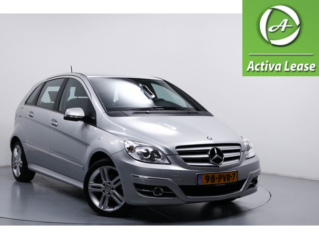 Mercedes-Benz B-Klasse 180 BlueEFFICIENCY Business Class 116PK! Fabrieksaudio Airco LMV Hoge Instap 84dKM!!