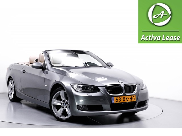 BMW 3 Serie 325i High Executive NL-Auto 218PK! Stoelverwarming Sportstoelen Leder Xenon LED ECC LMV PDC