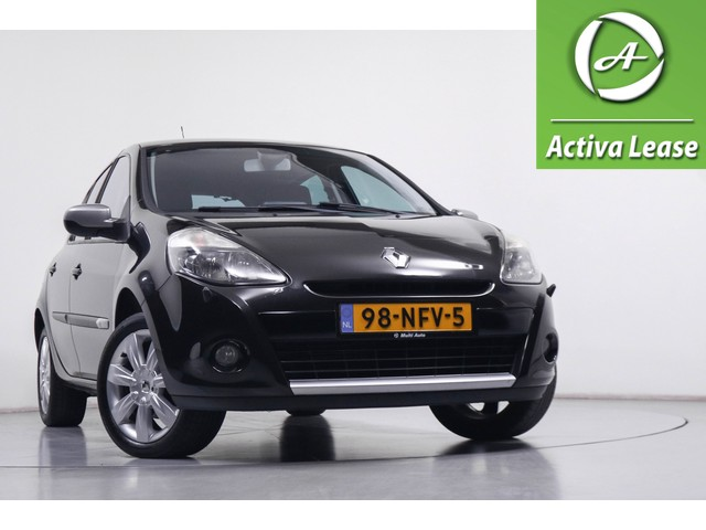 Renault Clio 1.2 TCe 20th Anniversary Nederlandse Auto Climate Control Navigatie Cruise Control Keyless Entry/Go Cruise control